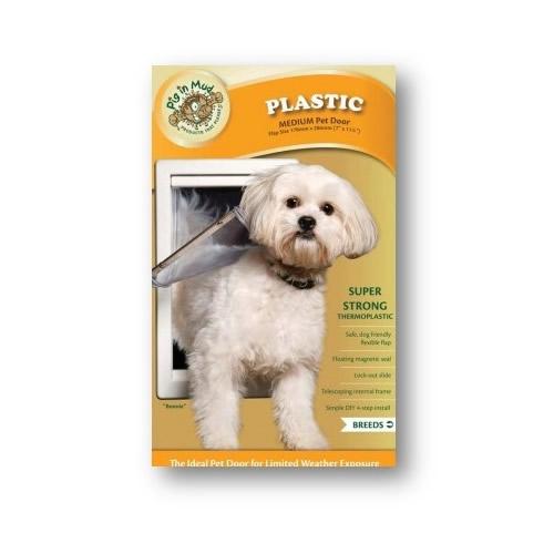 Medium Dog Door For Screens Supplied Installed Adelaide Pet Doors